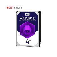هارد western 4t purple