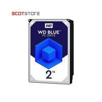 هارد western 2t blue