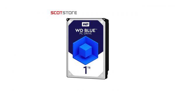 هارد western 1t blue