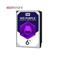 هارد western 6t purple