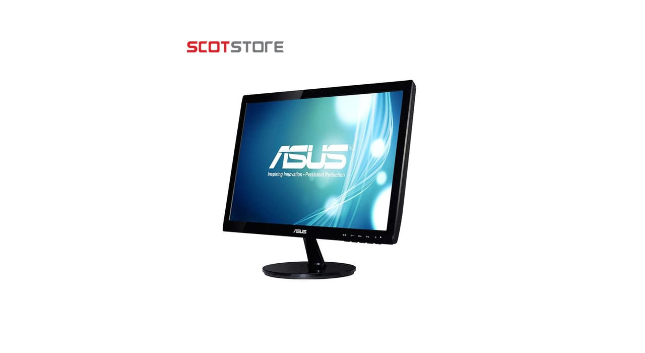 ASUS VS197DE Monitor 18.5 Inch