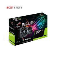 کارت گرافیک ایسوس مدل ROG-STRIX-GTX1650-O4G-GAMING