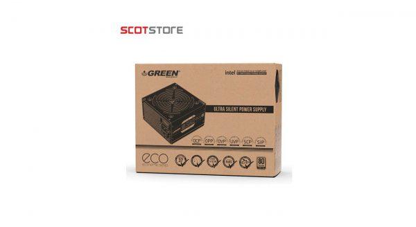 GREEN GP450A-ECO Rev3.1 450W Power Supply
