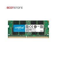 رم لپ تاپ DDR4 تک کاناله ۲۶۶۶ مگاهرتز CL19 کروشیال مدل CT16G4SFD8266 ظرفیت ۱۶ گیگابایت